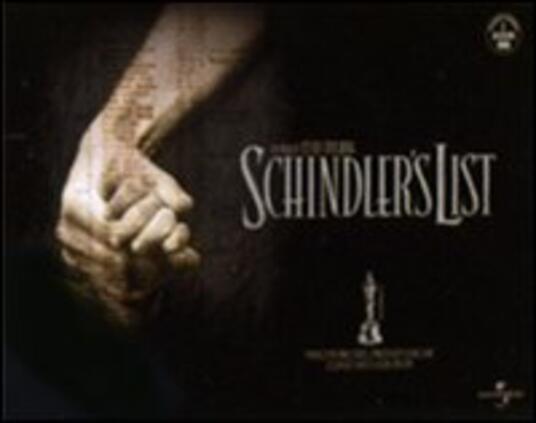 Schindler's List di Steven Spielberg - DVD