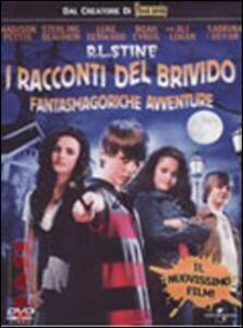 R.L. Stine. I racconti del brivido. Fantasmagoriche avventure di Richard Correll - DVD