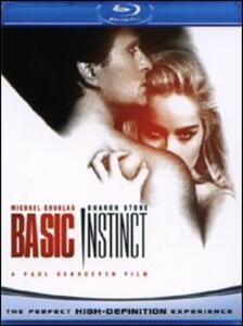 Basic Instinct di Paul Verhoeven - Blu-ray