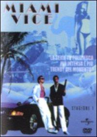 Locandina Miami Vice