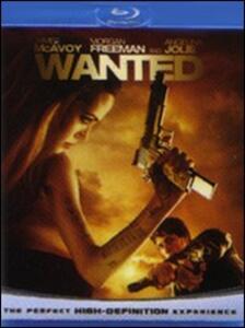 Wanted. Scegli il tuo destino di Timur Bekmambetov - Blu-ray