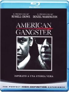 American Gangster di Ridley Scott - Blu-ray