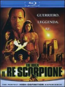Il re scorpione di Chuck Russell - Blu-ray