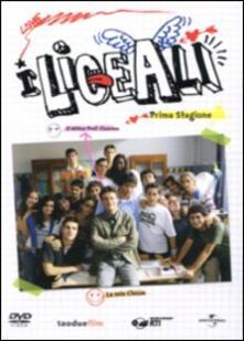 I liceali. Stagione 1 di Lucio Pellegrini - DVD