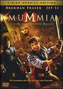 La mummia. La tomba dell'imperatore Dragone (2 DVD) di Rob Cohen - DVD