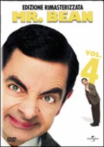 Mr. Bean. Vol. 4 - DVD