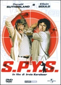 Cover Dvd S.P.Y.S.
