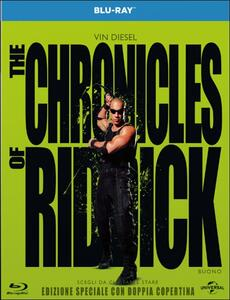 The Chronicles of Riddick di David N. Twohy - Blu-ray