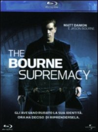 Cover Dvd The Bourne Supremacy