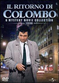Cover Dvd Il ritorno di Colombo. 6 Mistery Movie Collection 1990