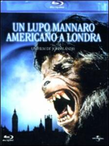 Un lupo mannaro americano a Londra di John Landis - Blu-ray