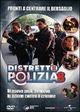 Cover Dvd DVD Distretto di polizia - Stagione 8