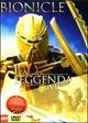 Cover Dvd DVD Bionicle - La leggenda rivive