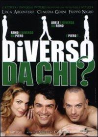 Cover Dvd Diverso da chi?