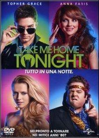 Cover Dvd Take Me Home Tonight (DVD)