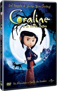Dvd coraline e la porta magica 2008 - Coraline e la porta magica film ...