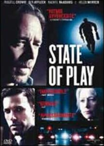 State of Play di Kevin Macdonald - DVD