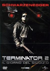 Cover Dvd Terminator 2. Il giorno del giudizio