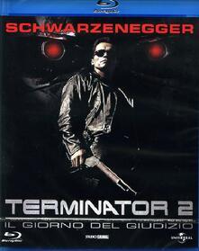Terminator 2. Il giorno del giudizio di James Cameron - Blu-ray