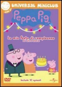 Peppa Pig. La mia festa di compleanno e altre storie - DVD