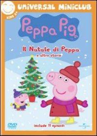 Cover Dvd Peppa Pig. Il Natale di Peppa (DVD)
