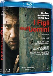 I figli degli uomini di Alfonso Cuaron - Blu-ray