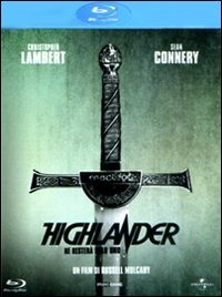 Cover Dvd Highlander, l'ultimo immortale