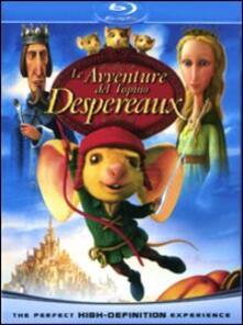 Le avventure del topino Despereaux di Robert Stevenhagen,Sam Fell - Blu-ray