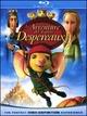Cover Dvd Le avventure del topino Despereaux