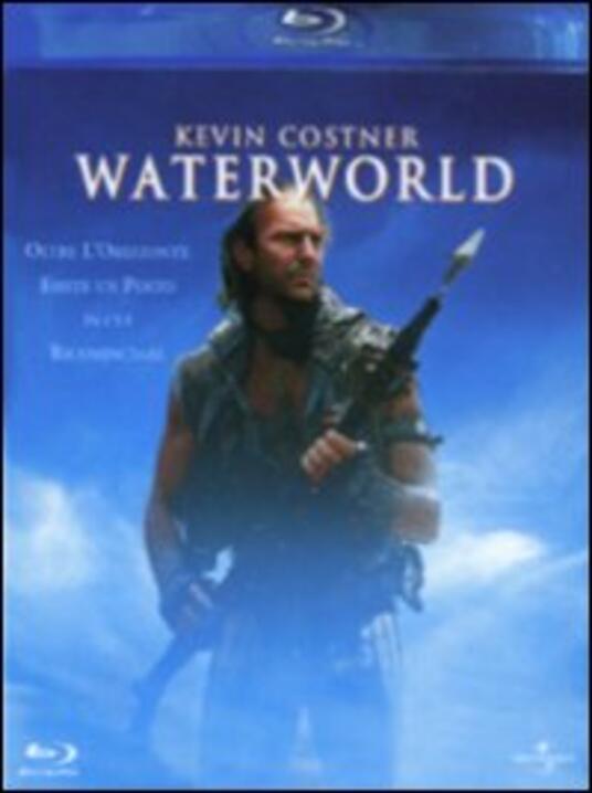Waterworld di Kevin Reynolds - Blu-ray