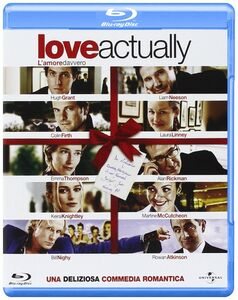 Film Love Actually. L'amore davvero Richard Curtis