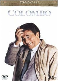 Cover Dvd Colombo. Stagione 6 & 7