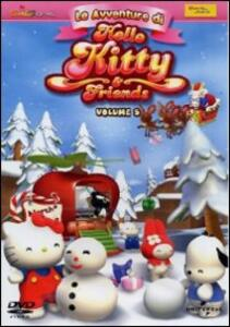 Hello Kitty. Le avventure di Hello Kitty & Friends. Vol. 5 - DVD