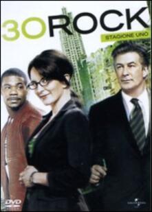 30 Rock. Stagione 1 (4 DVD) di Adam Bernstein,Gail Mancuso,Don Scardino - DVD