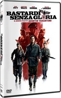 Cover Dvd Bastardi senza gloria (1 DVD)