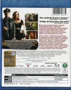 Bastardi senza gloria di Quentin Tarantino - Blu-ray - 2