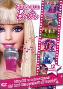 Barbie. Canta con Barbie - DVD