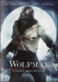 Cover Dvd Wolfman