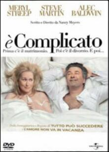 È complicato di Nancy Meyers - DVD
