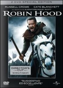 Robin Hood (2 DVD) di Ridley Scott - DVD