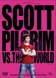 Scott Pilgrim vs. the World di Edgar Wright - DVD