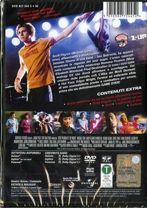 Scott Pilgrim vs. the World di Edgar Wright - DVD - 2