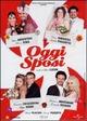 Cover Dvd DVD Oggi Sposi