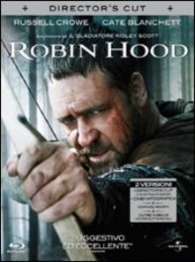 Robin Hood di Ridley Scott - Blu-ray
