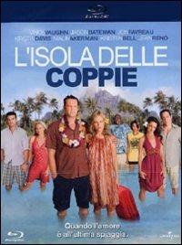 Cover Dvd L'isola delle coppie