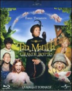 Tata Matilda e il grande botto di Susanna White - Blu-ray