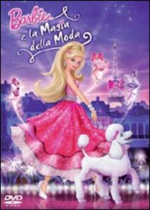 Barbie e la magia della moda - DVD