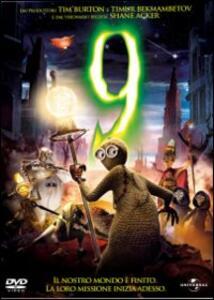 9 di Shane Acker - DVD