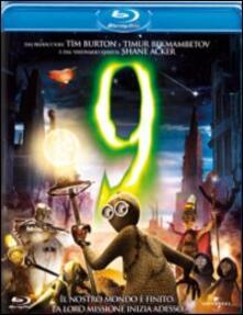 9 di Shane Acker - Blu-ray