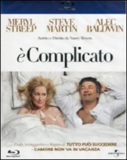 È complicato di Nancy Meyers - Blu-ray